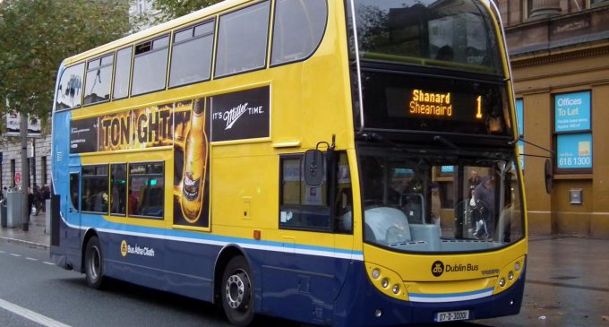 BusConnects could increase bus passenger numbers by 50%