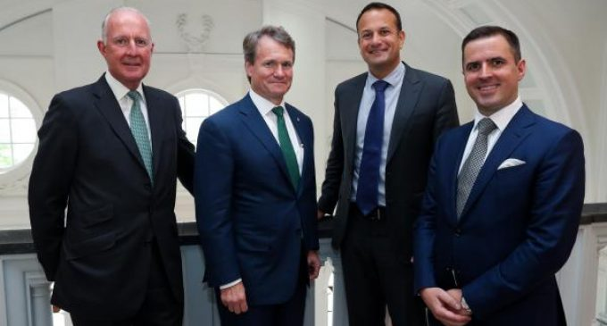 Bank of America to locate EU legal entities to Dublin