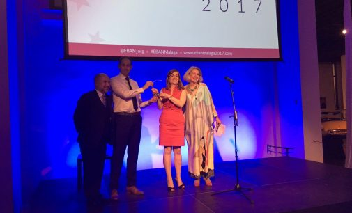 HBAN wins at European Business Angel Awards Annual Awards 2017