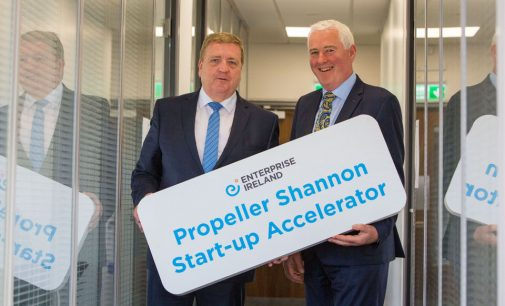 """Propeller Shannon"" Start-Up Accelerator at Shannon Airport launches"