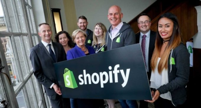 Shopify looks to hire 100 support staff in West Ireland