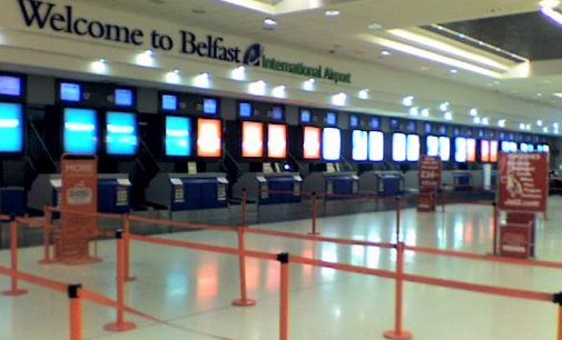 Belfast International Airport sees RoI revenue jump 250%