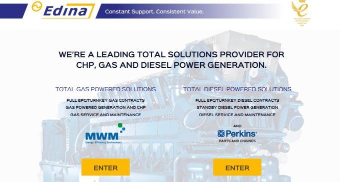 Edina Group announces new website launch