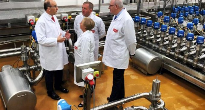 Dairygold opens new state of the art Nutritionals Campus in Mallow