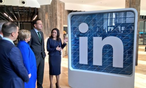 Official opening of LinkedIn's EMEA HQ as company continues to grow in Dublin