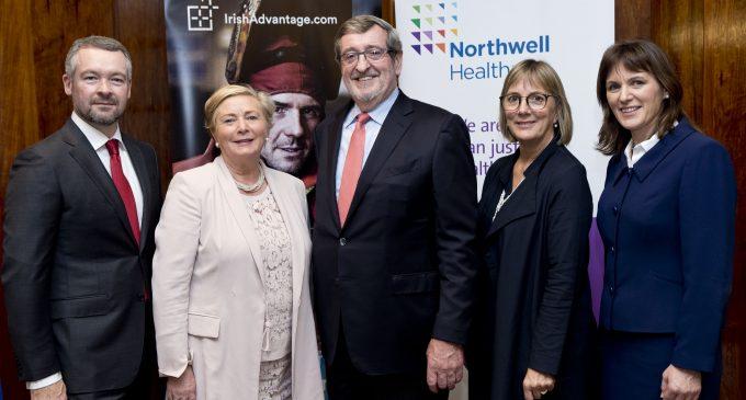 NY's largest health care provider partners with Irish companies Technopath and Salaso