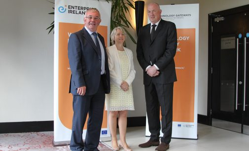 Enterprise Ireland Technology Gateways Innovation in Construction Conference