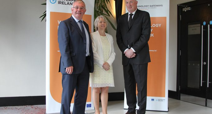 Enterprise Ireland Technology Gateways Innovation in Construction Conference