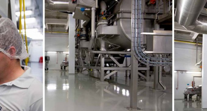 Lakeland Dairies opens €40m expansion of milk powder operations