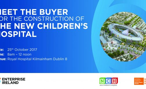 Registrations invited for 'Meet the Buyer' event for construction of children's hospital
