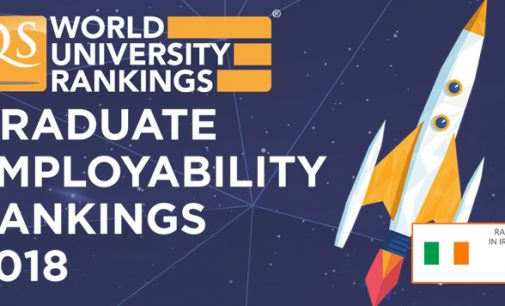 UCD ranked 75th in QS Graduate Employability Rankings 2018