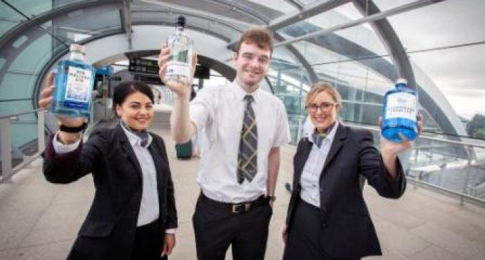 Irish Gin Sales Increase By 240% At Dublin and Cork Airports