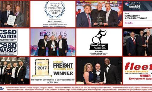 McCulla Ireland Celebrates Successful Awards Season