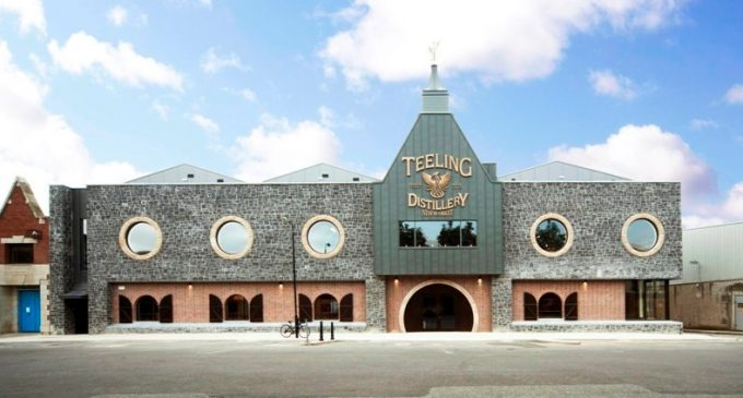 Visitors to Irish Whiskey Distilleries Up 13% in 2018