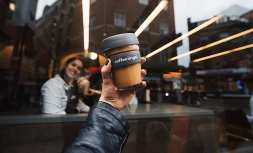 Coffeeangel Tackles Cup Waste With Friends of the Earth