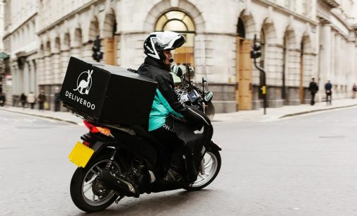 Deliveroo Revenue Soars 80% in Ireland