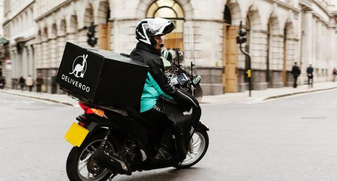 Deliveroo Boosts Irish Restaurant Sector to the Tune of €15 Million