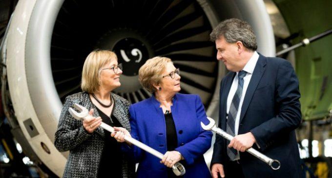 Dublin Aerospace to Create 150 News Jobs