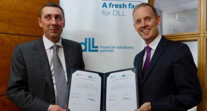 European Investment Bank and DLL Confirm €200 Million Support For Irish Business Investment