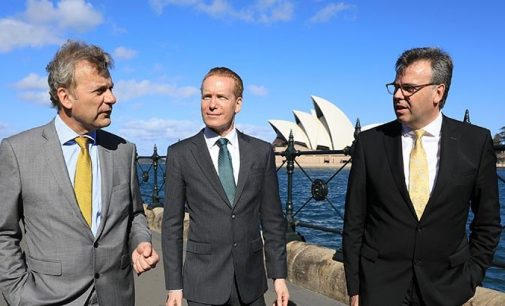 Invest NI Expands International Network With New Office in Sydney