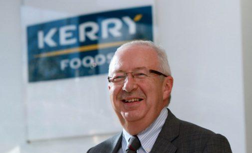 Irish Food & Drink Industry Champion Award Presented to  'Mr Cheestrings'