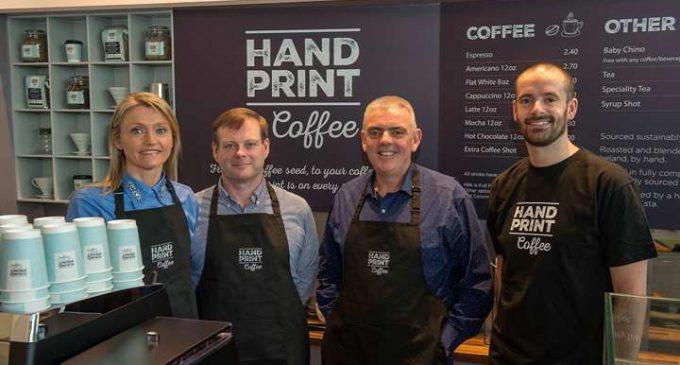 New Irish Coffee Brand