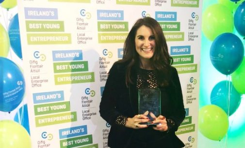 Irish Brand, Emma By Jane Wins South Dublin Enterprise Best Start Up Award