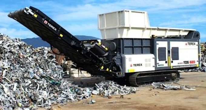 McHale Plant Sales to Distribute Terex Ecote Equipment