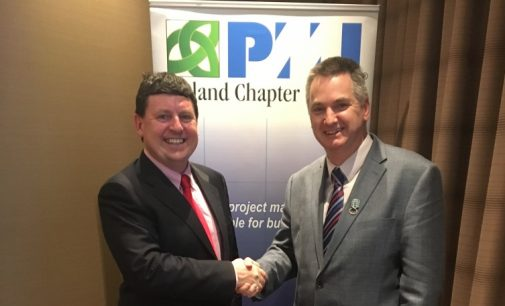 Ireland Chapter of Project Management Institute Appoints New President
