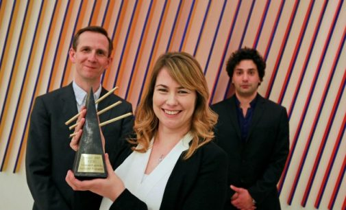 Prolego Scientific Scoops Top Prize at University College Dublin's 2017 Start-Up of the Year Award