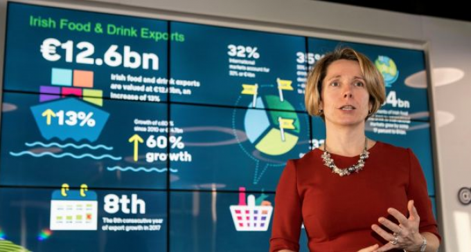 Another Record Year For Irish Food and Drink Exports