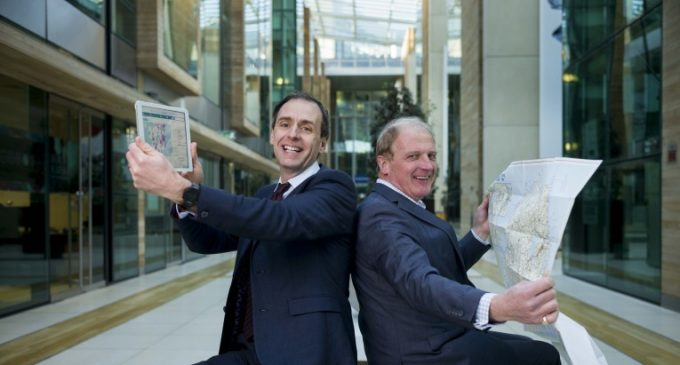 CIS and Esri Ireland Map €56 Billion Worth of Construction Projects Throughout Ireland