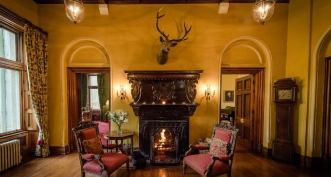 Final Stage of €6.5 Million Rejuvenation of Cahernane House Hotel