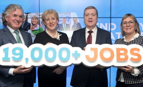Enterprise Ireland Supported Companies Created Over 19,000 New Jobs in 2017