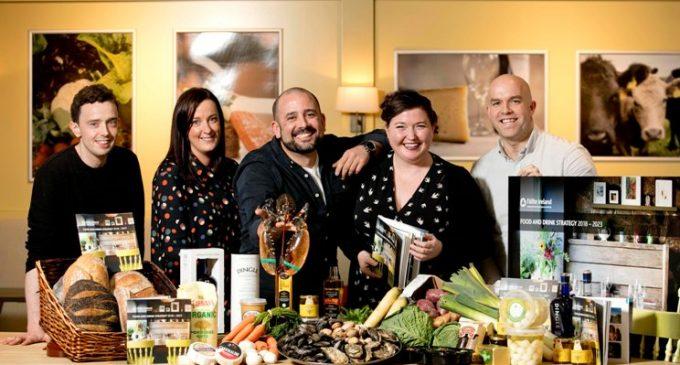 New Fáilte Ireland Food & Drink Strategy