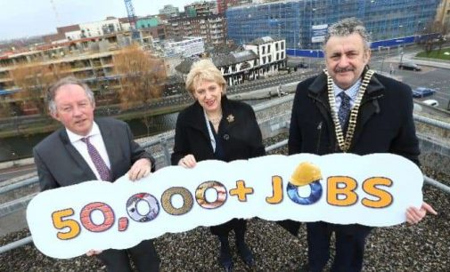 Construction Industry Has Created 50,000 Jobs Since 2013