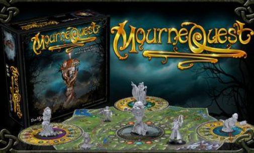 Board Game Manufacturer Backspindle Games Kick-starts Global Ambition