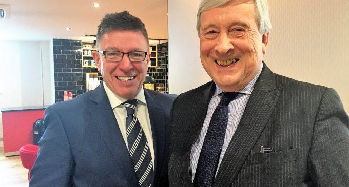 International Appetite Fed at First Birmingham Brexit Event