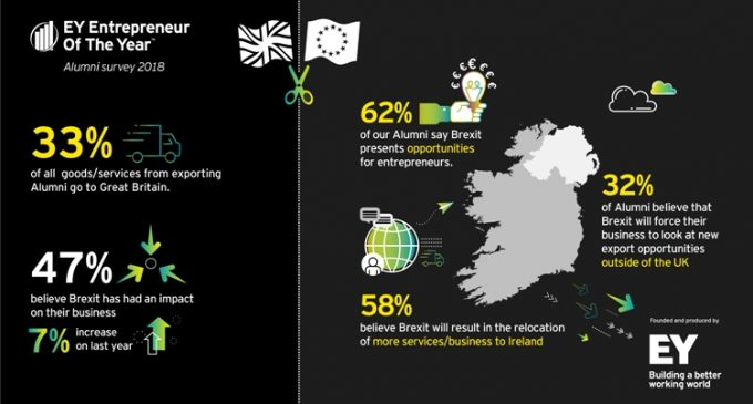Entrepreneurs See Opportunities Amongst the Risks One Year Out From Brexit