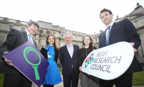 Government Announces €29.6 Million Investment in Frontier Research