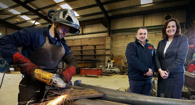 Major Export Deal Helps BM Steel Fabrications Double Workforce and Triple Turnover