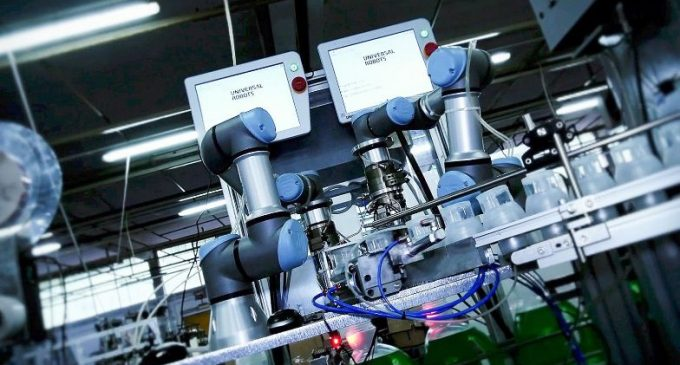 Robots Create Jobs, According to New Research
