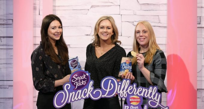 Walkers Oven Baked Potato Snacks and Snack a Jacks Launch New Strand Sponsorship