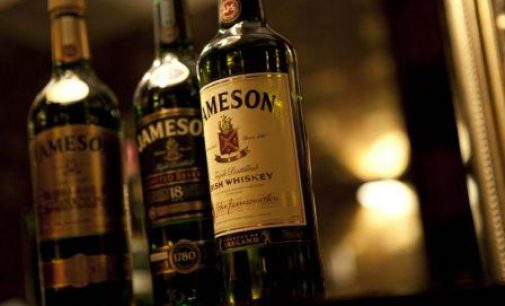 Jameson Irish Whiskey Passes 8 Million Cases Annual Sales Barrier