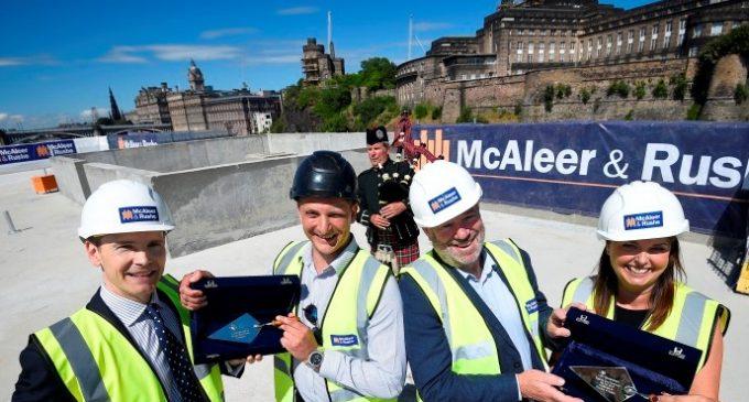 McAleer & Rushe Transforming Edinburgh's Old Town