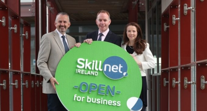 Skillnet Ireland Announces €2 Million Training Fund to Help Close the Widening Skills Gap