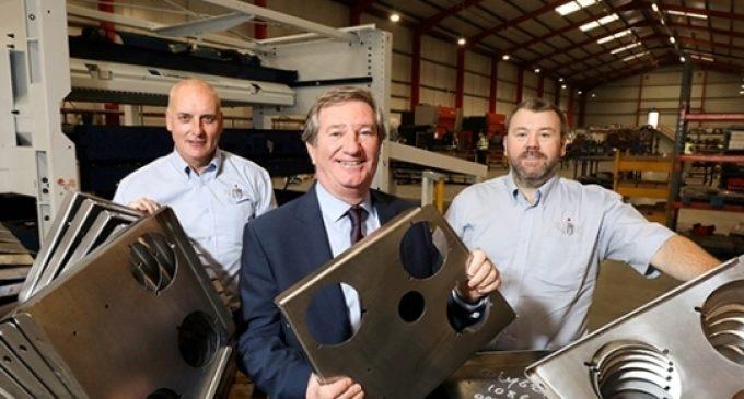 Lisburn-based KME Steelworks Braced For Growing Sales