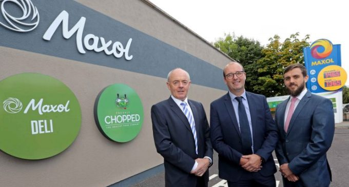 Maxol Opens Ninth Freshly Chopped