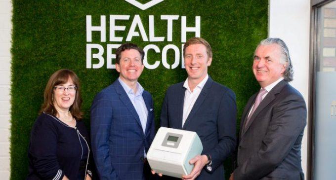HealthBeacon Opens New Production Facility