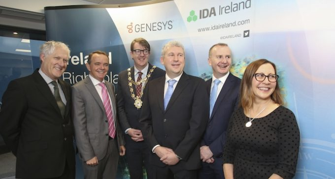 Genesys Creates 200 New Tech Jobs and Establishes Global Artificial Intelligence Centre of Excellence